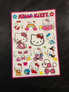 CHEAP SELLING BrAND NEW! 🎐 Hello Kitty Luggage Sticker