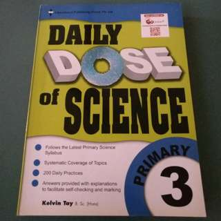 Daily dose of science P3
