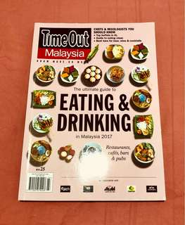 Time Out - The ultimate guide to Eating & Drinking