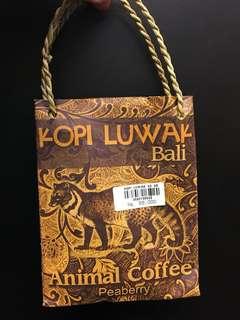 峇里島貓屎咖啡