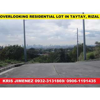 RESIDENTIAL LOT FOR SALE @ Monteverdew royale. FREE TRIPPING!!