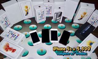 iPhone 5S Complete Package