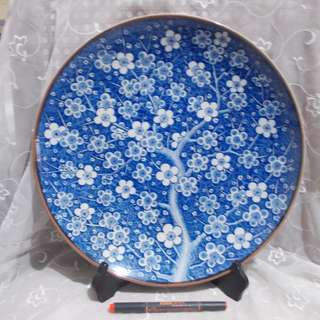 Japanese Big Serving Wall Plate