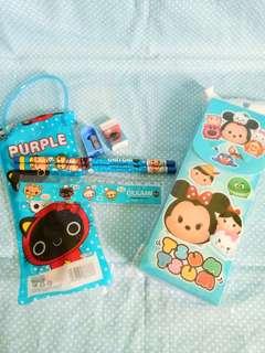 #take all kotak pensil+stationary