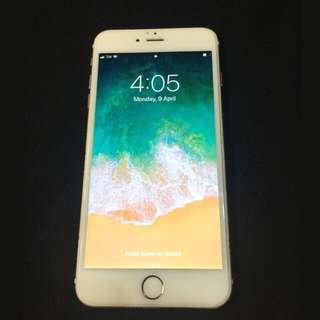 Iphone 6s plus 16gb RoseGold