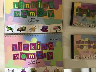 Linking Memory Set with CD