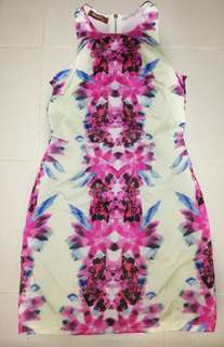 MAGS Floral Dress