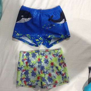 BUNDLE Sandbox swimming trunks