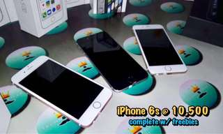 iPhone 6S Complete Package