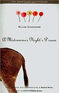 A Midsummer Night's Dream -William Shakespeare
