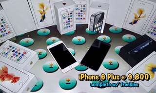 iPhone 6 Plus Complete Package