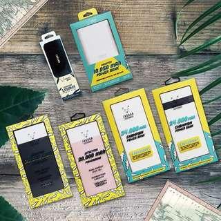 """Jaguar Powerbank 5K Mah,  10K mah,  20k Mah and 24k mah available here """"Order now"""""""