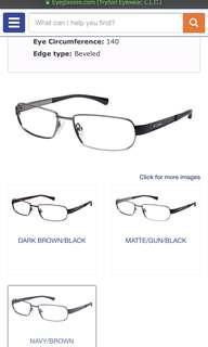 Authentic Columbia eyeglasses