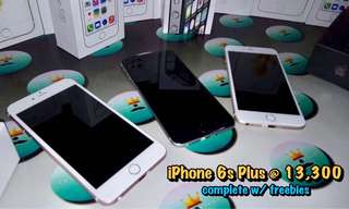 iPhone 6S Plus Complete Package