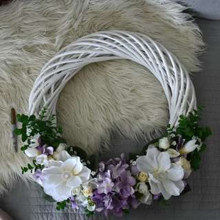 Large Handmade Wreath
