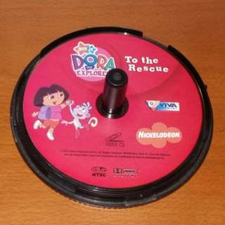 Nick Jr. Dora The Explorer To The Rescue VCD