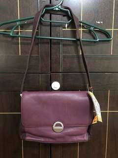 Women's Leather shoulder bag purse