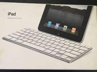 Ipad keyboard dock apple