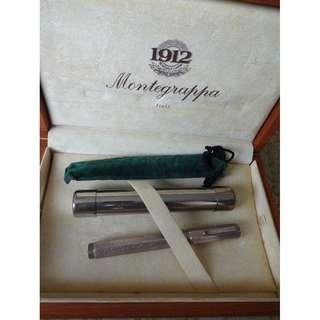 A21--意大利纯银原子笔.