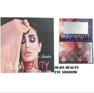 HUDA BEAUTY EYESHADOW PALETTE