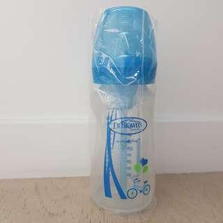 🚚 Brand New Dr Brown 270ml Wide-Neck Milk Bottle