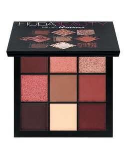 Huda Beauty Obsession Mauve Eyeshadow