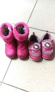 🚚 女童二手鞋