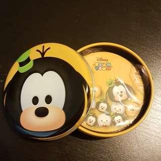 Goofy Tsum Tsum Tin and Post It