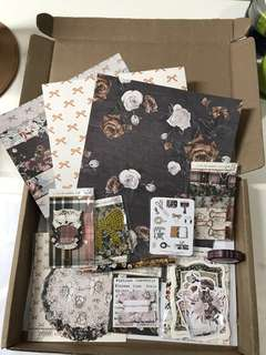 The Planner Society Kit (Partial) - Sept 2017