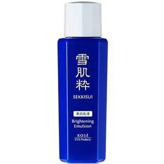 Kose Sekkisei Brightening Emulsion 60ml