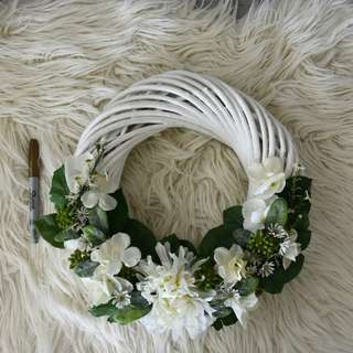 Small Handmade Wreath