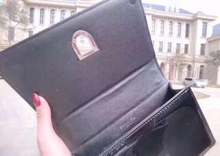 代購 Christian Dior CD WOC 鏡面鏈條包