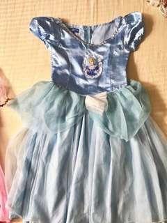 Orig Cinderella princess gown