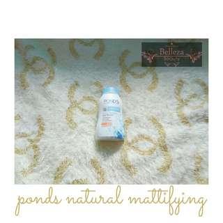 Ponds Natural Mattifying Powder 100% Original Thailand