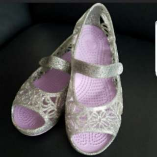 (Sold) Kids Crocs Flats for girls