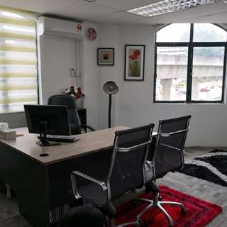 Office Room At Jalan Jelatek