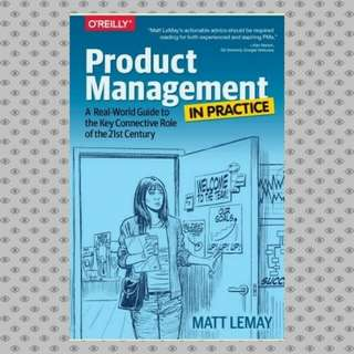 Product Management in Practice eBook