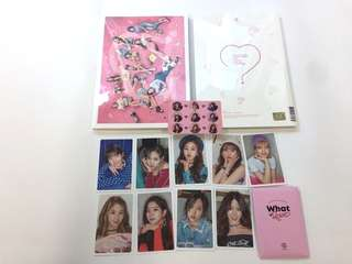 [Incoming Instock] Twice What Is Love Unsealed Albums