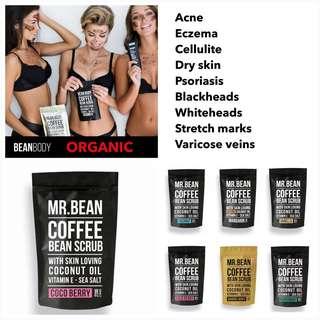 Organic Coffee  Scrub Australia