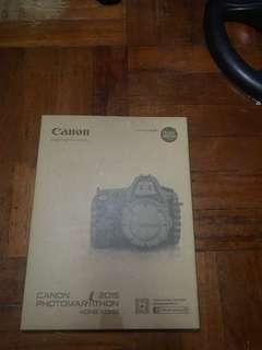 Canon 相機型砌圖