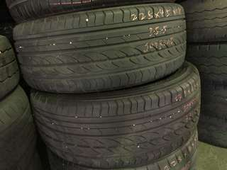 225/45/18 Used Tyres