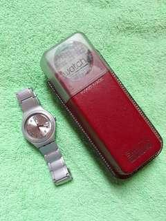Swatch Irony Aluminum Patented