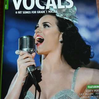 Rockschool Vocal Grade 1