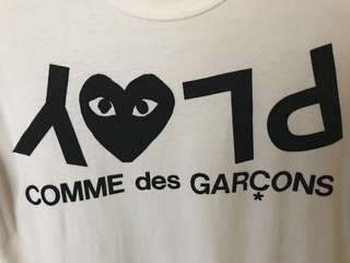 COMME des GARCONS PLAY made in japan