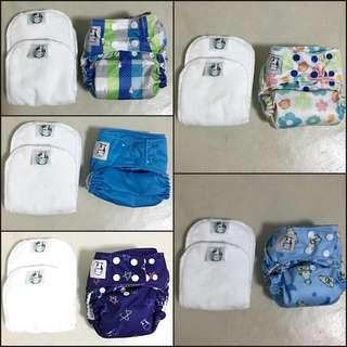 BAMBOO Cloth Diaper