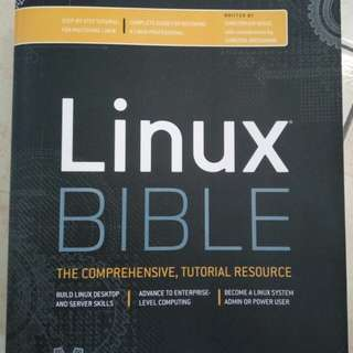 Linux Bible (Eight Edition)