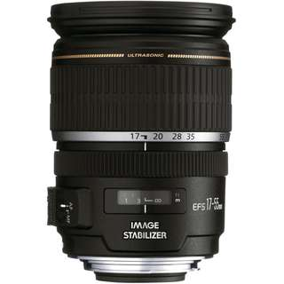 Canon EF-S 17-55mm f2.8 2.8 IS USM