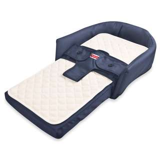 I-baby multifunctional baby softy foldable bed
