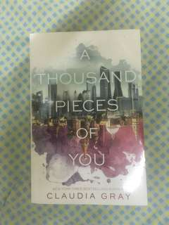 Claudia Gray - A Thousand Pieces of You