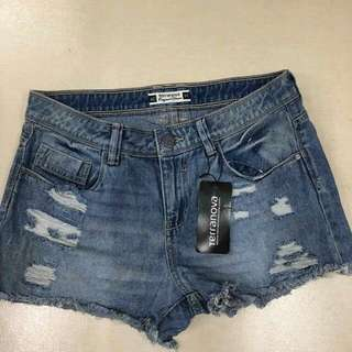 Terranova overrun shorts